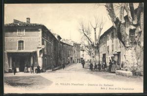 AK Villes, Quartier du Rolland