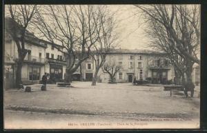 AK Grillon, Place de la Bourgade
