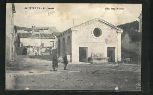AK Morieres, Le Lavoir