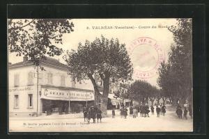 AK Valreas, Grand Cafe de la Paix, Cours du Nord