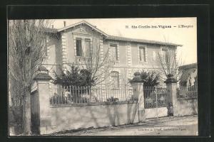AK Ste-Cecile-les-Vignes, L`Hospice