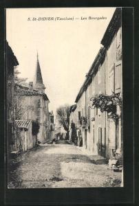 AK St-Didier, Les Bourgades