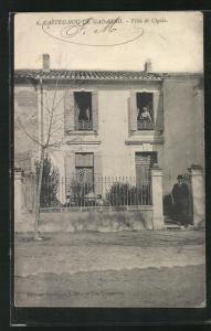 AK Casteu-Nou de Gadagno, Villa di Cigalo