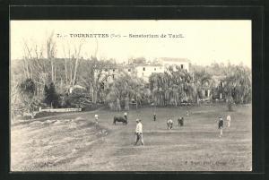 AK Tourrettes, Sanatorium de Taxil.