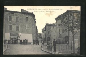 AK Montauroux, Avenue Alexandre Poulle