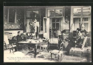 AK La Croix, Salon de l`Hotel Cote-d`Azur