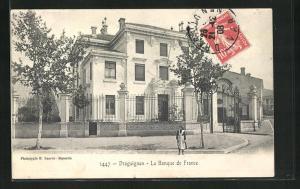 AK Draguignan, La Banque de France