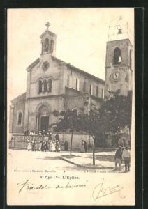 AK St. Cyr, L`Eglise