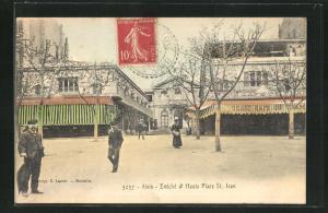 AK Alais, Eveche et Haute Place St.-Jean