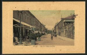 AK Alais, Rue de l`Hotel de Ville