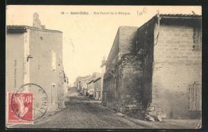 AK Saint-Gilles, Rue Portail de la Blanque