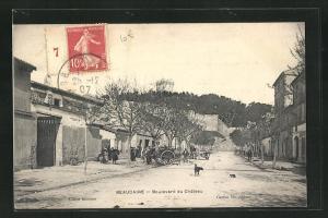 AK Beaucaire, Boulevard du Chateau