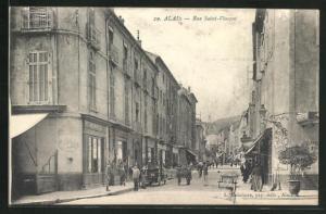 AK Alais, Rue Saint-Vincent