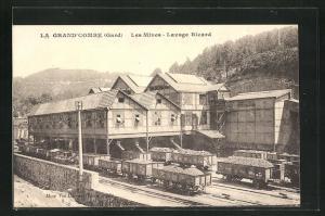 AK La Grand`Combe, Les Mines - Lavage Ricard