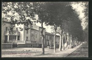 AK St-Clement, Avenue de la Gare