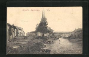 AK Athienville, Vue interieure