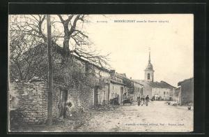 AK Bernécourt, Ortsansicht
