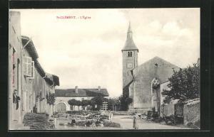AK St-Clément, L'Eglise