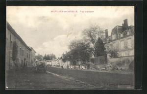 AK Neuviller-sur-Moselle, Vue intérieure