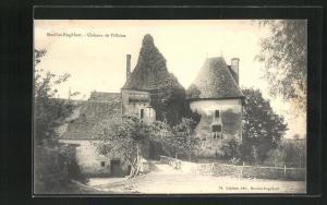AK Moulins-Engilbert, Chateau de Villaine
