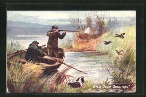 AK Wild Duck Shooting, Entenjagd