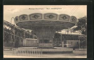 AK Manège Electrique - Marc Berniquet, Karussell