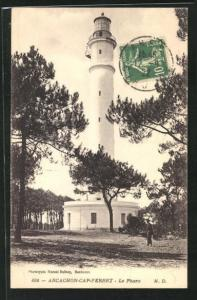 AK Arcachon-Cap-Ferret, Le Phare, Leuchtturm