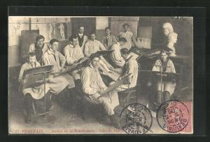 AK Beauvais, Atelier de la Manufacture, Salle de Dessin