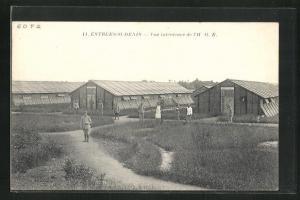 AK Estrees-St-Denis, Vue interieure de l`H