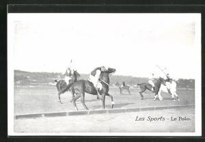 AK Les Sports, Le Polo, Pferdesport