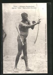 AK Bobo Dioulasso, Type de Bobo, Afrikanischer Krieger