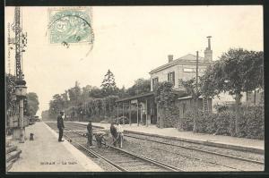 AK Boran, La Gare, Bahnhof