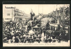 AK Casablanca, Premier Carnaval, Le Chur de la Peste