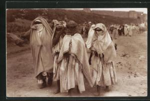 AK Fez, Femmes arabes