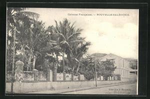AK Nouméa, Une rue