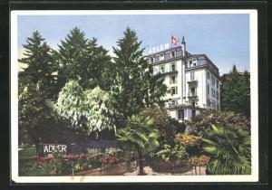 AK Lugano, Adler Hotel & Erica Schweizerhof