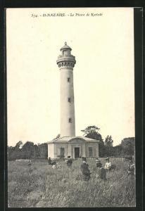 AK St-Nazaire, Le Phare de Kerlede, Leuchtturm