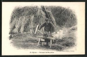 AK En Morvan, Fabricant de Margottins