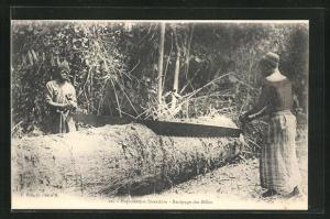 AK Exploitation forestière - Recépage des Billes, Forstwirtschaft