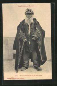 AK Mendiant de la Montagne, Bettler aus den Pyrenäen