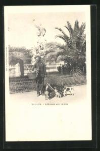 AK Toulon, L`Homme aux Chiens