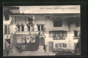 AK Gruyeres, Antique maison de la Chalamala