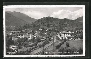 AK Cadempino, Vista verso Ostarietta, Lamone