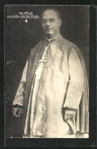 AK Nuntius Monsign. Dr. Aversa