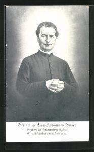 AK Der selige Don Johannes Bosco