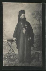 AK Griechisch-orthodoxer Geistlicher