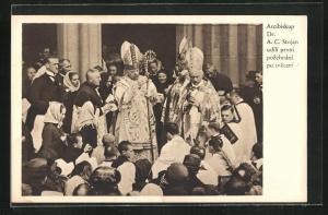 AK Erzbischof Dr. A. C. Stojan