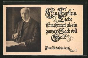 AK Pastor F. von Bodelschwingh