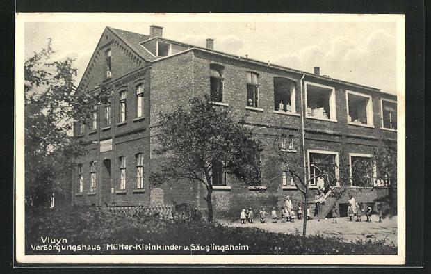AK Vluyn, Versorgungshaus Mütter-Kleinkinder u. Säuglingsheim 0