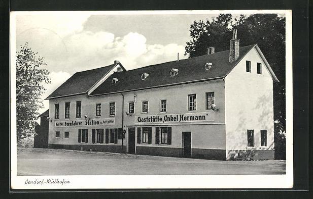 AK Bendorf-Mülhofen, Fernfahrerstation Gaststätte Onkel Hermann 0